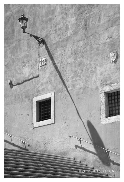 Long Shadow, Rome