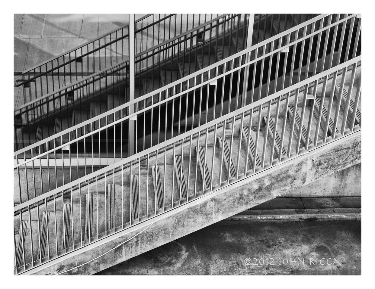 Oakland Stairs
