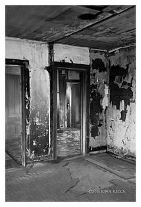 Bannack Interior
