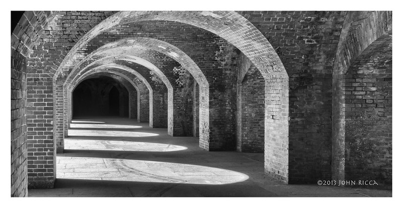 Fort Point Arches 2