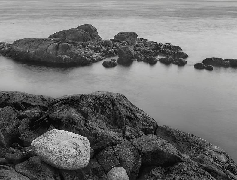 White Rock, E Sooke Park, Vancouver Island, BC