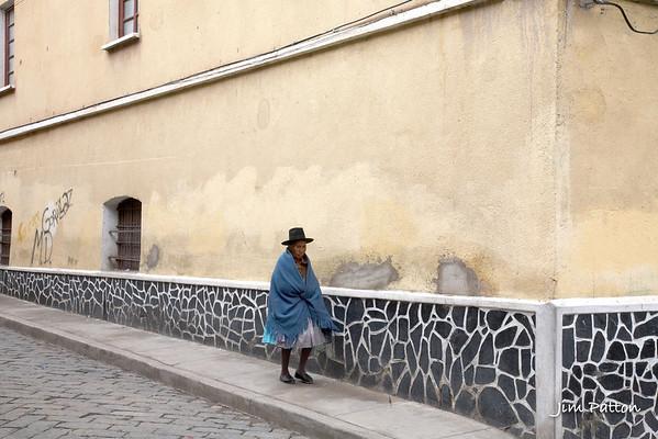 Streets of Potosi