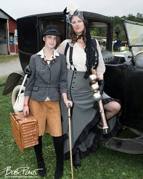 Flights of Fancy- Steampunk at Rhinebeck Aerodrome