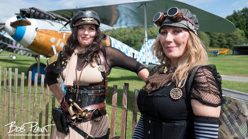 Flights of Fancy- Steampunk at Rhinebeck Aerodrome