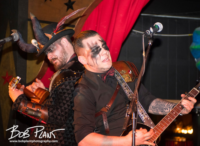Refugees of Steampunk Music Extravaganza 2018