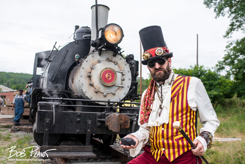 Steampunk Honesdale 2018