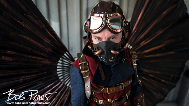 Steampunk Sunday At The Hudson River Museum