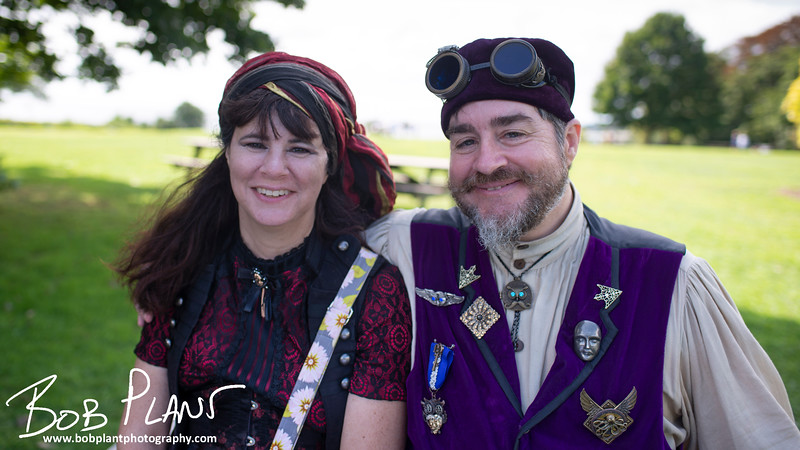 STEAMPUNKING IN THE PARK