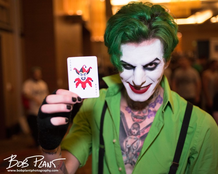 ComiCONN at Foxwoods