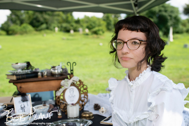 Darksome Art and Craft Market - SUMMER IN THE CEMETARY