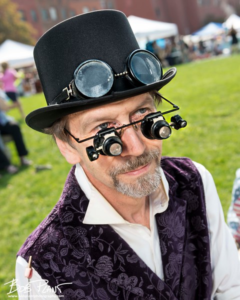 Enchanted City; Steampunk in Troy NY 2017