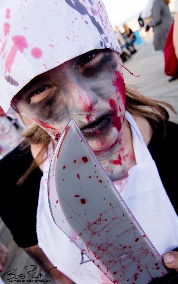 Asbury Park Zombie Walk 2014