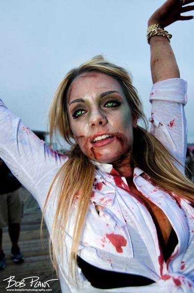 Asbury Park Zombie Walk 2013