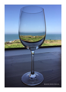Wine Glass & Coast