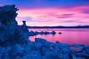 A wonderfully wild sunset at the South Tufas. Taken at the Mono Lake Tufa State Nature Reserve, California, USA.