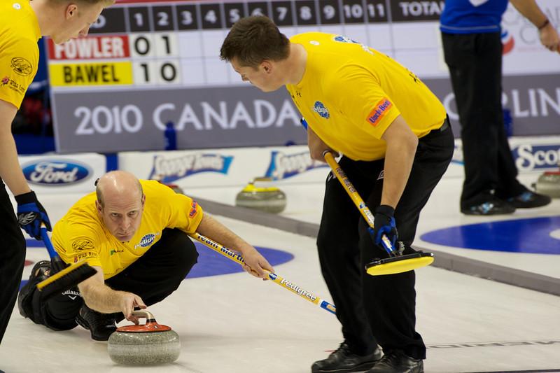 2010 Canada Cup of Curling, Medicine Hat, Alberta