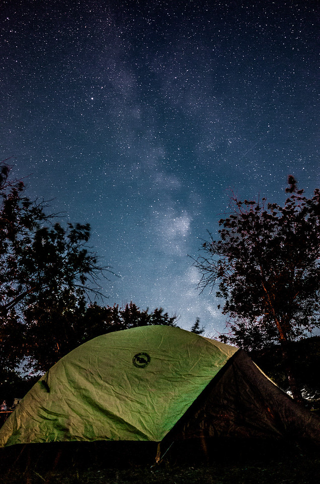 Okanogan sky