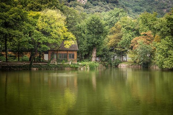 Tianping Hill, Suzhou China