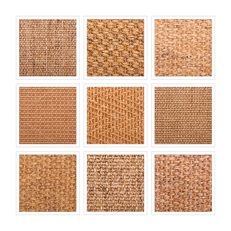 Sisal collage