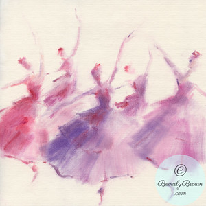 Waltz of the Flowers from the Nutcracker Ballet - Beverly Brown Artist