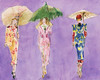 Women With Parasols - Beverly Brown Artist
