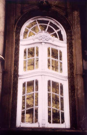 Window  - Szecheny Baths