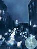 Across 23rd Street NYC - Beverly Brown Artist