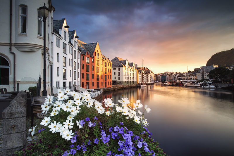 Colorful Ålesund II