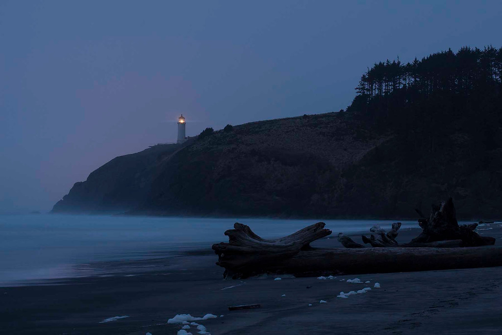 North Lighthouse, Cape Disappointment State Park, Washington