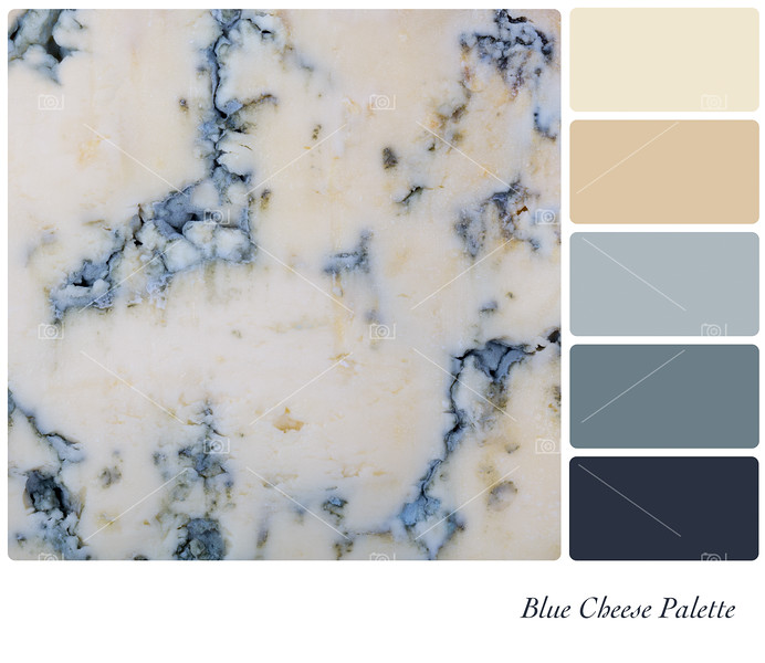 Blue Cheese Palette