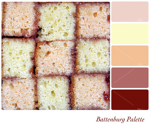 Battenburg palette