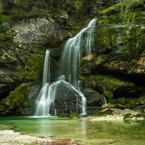 Slap Virie, Slovenia