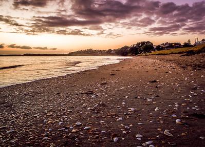 Red Beach, New Zealand