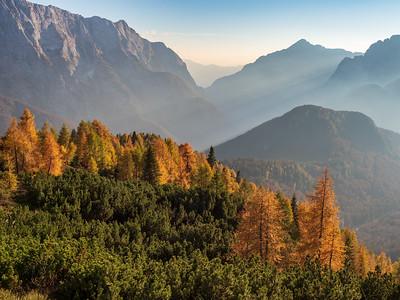 Mangart, Slovenia
