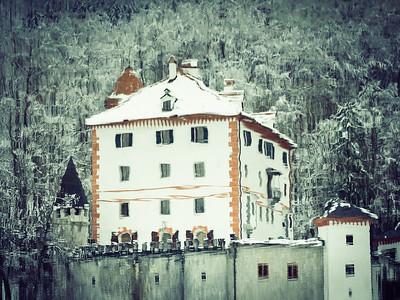 Grad Sneznik, Slovenia