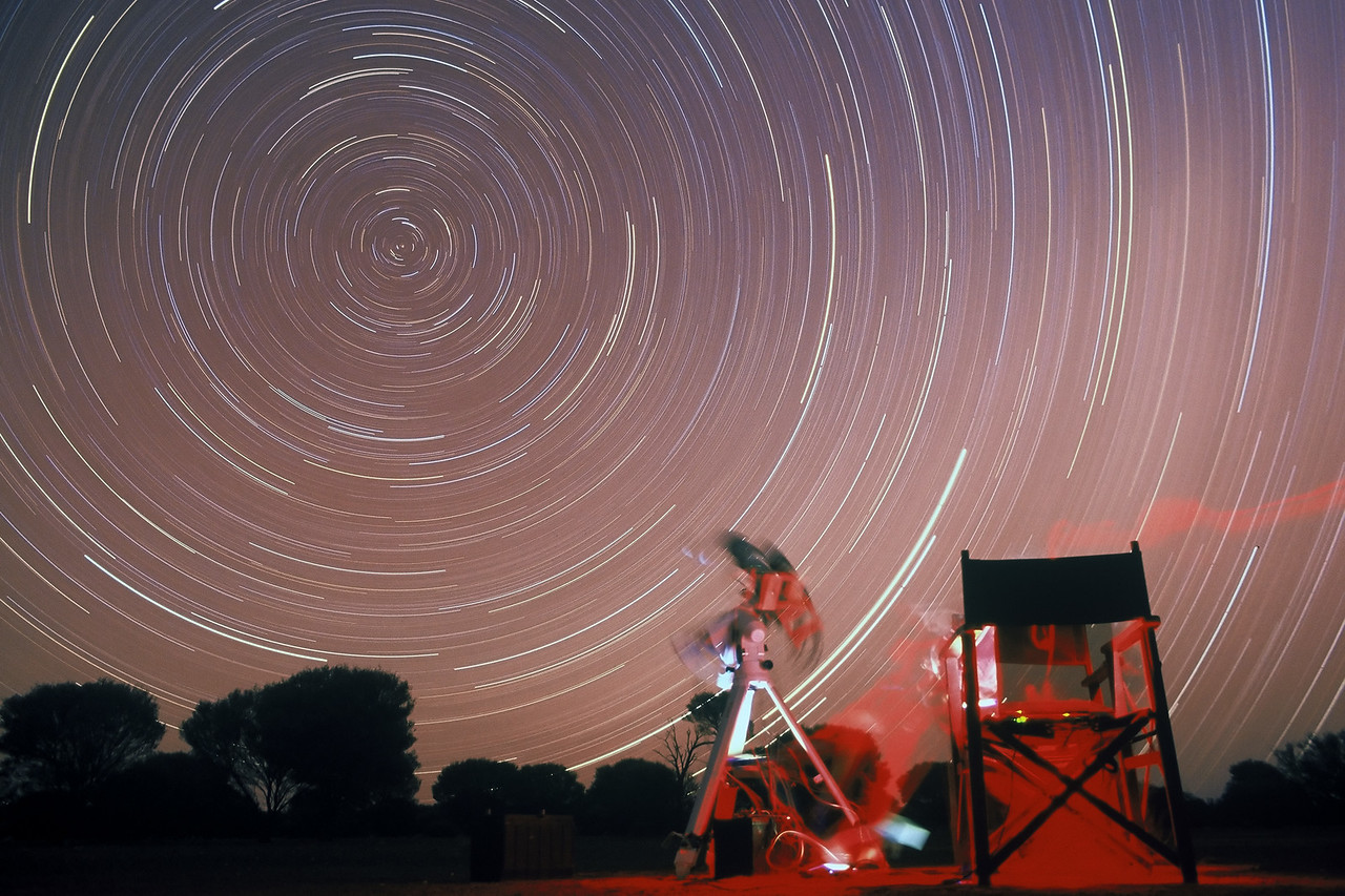 Imaging in the Outback