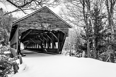 Covered Bridge Albany, NH