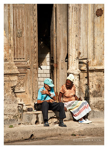 Havana Old Couple