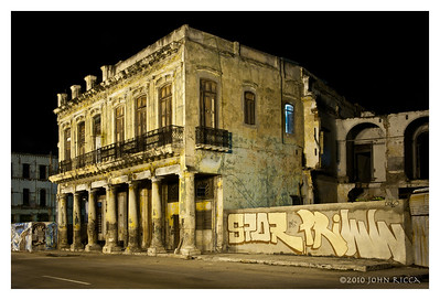 A Grand Old Lady of Havana