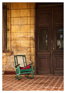 Havana Rocking Chair
