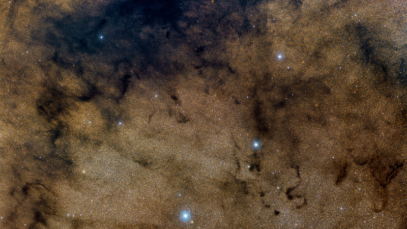 Dark Nebula in Ophiuchus