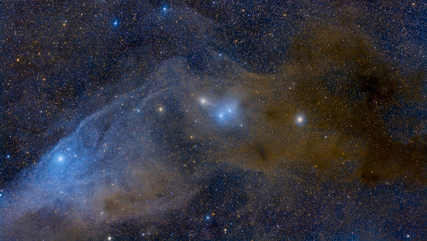 IC4592 - The Blue Horsehead