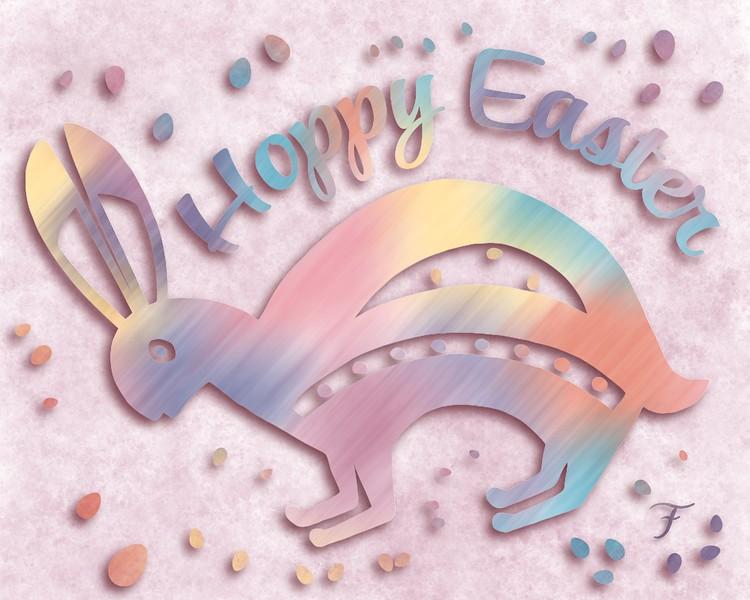 """""""Hoppy Easter!"""""""