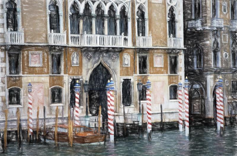 Grand Canal #2, Venice Italy