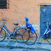 Bicycles, Florence, Italy