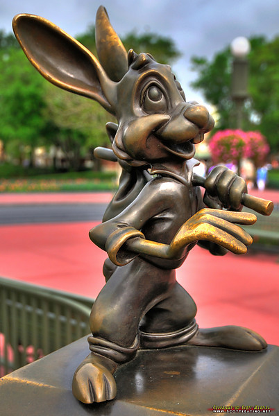 Magic Kingdom - B'rier Rabbit