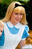 Alice<br /> Alice (in Wonderland) - The Magic Kingdom, Disney World