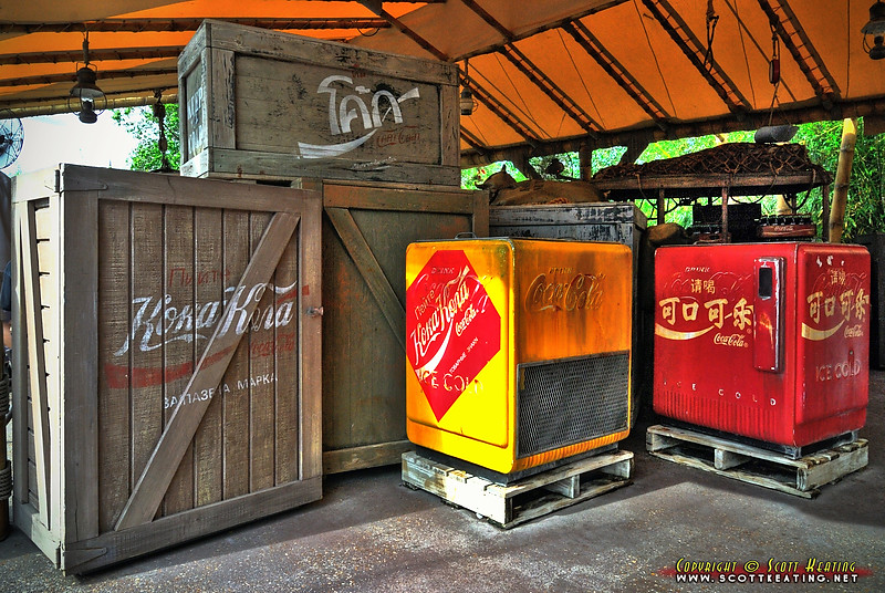 Epcot - Outpost