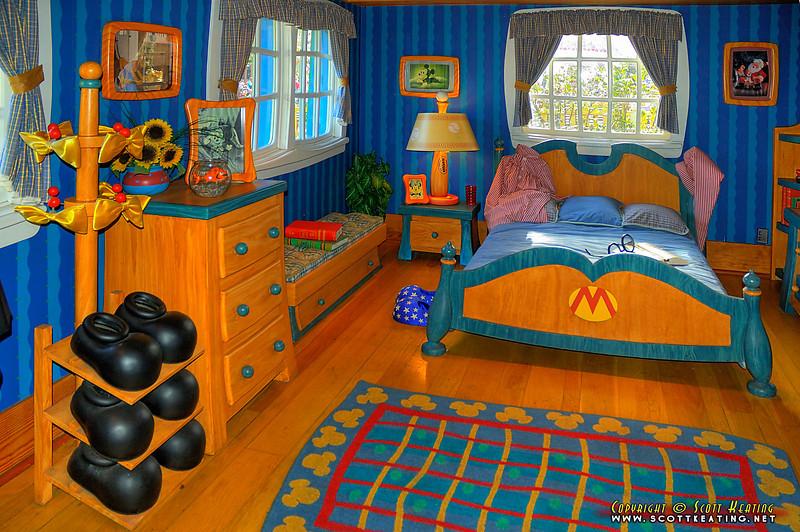 Mickey's House - Magic Kingdom, Disney World