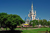 Cinderella Castle - The Magic Kingdom, Disney World